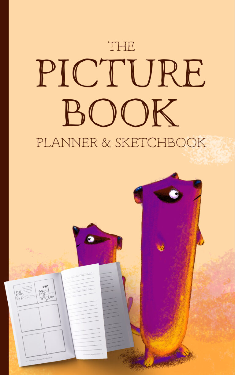 picture-book-planner-sketchbook-front-cover