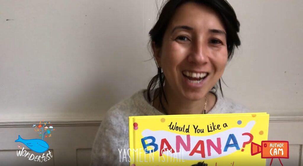 Yasmeen-Ismail-wonderfest-banana