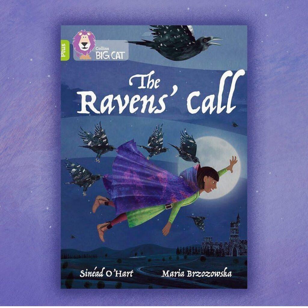 The Ravens Call Sinead O'Hart