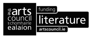 Supported by the Arts Council of Ireland - Literature