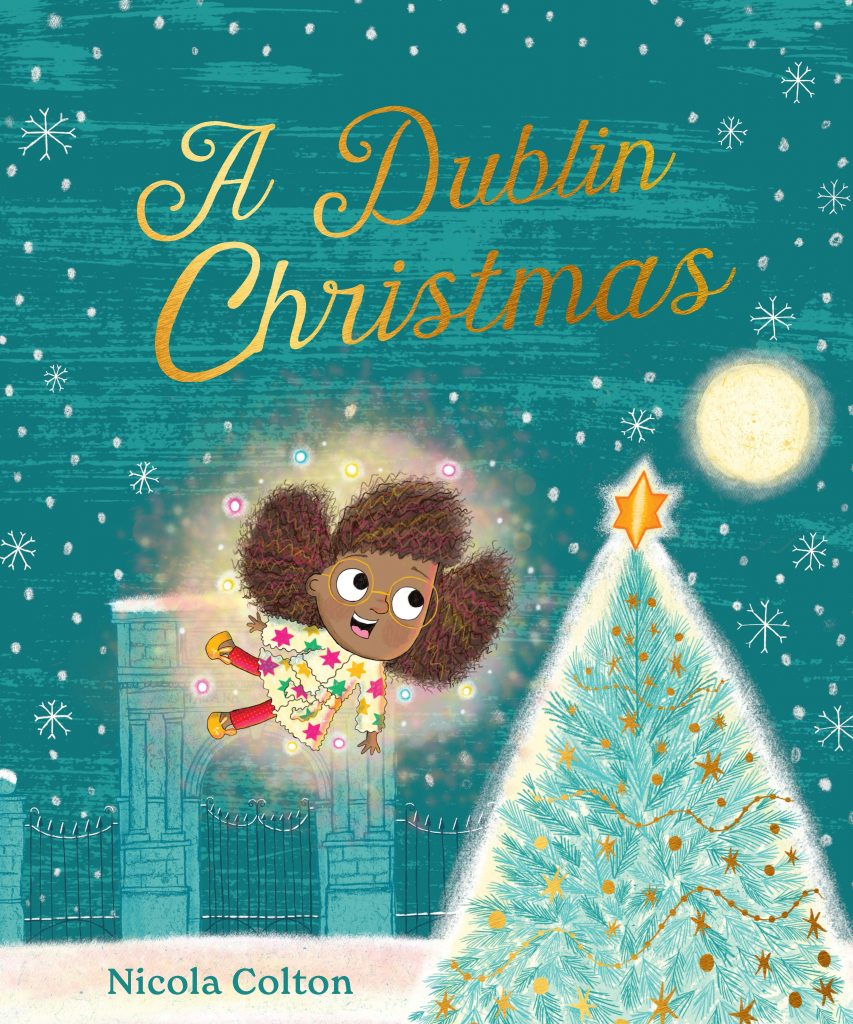 NICOLA COLTON A Dublin Christmas cover (1)