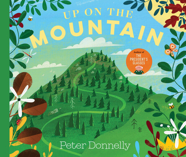 Peter Donnelly Up_On_The_Mountain